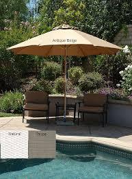 fabulous 9 foot patio umbrella replacement 9 patio umbrella frame