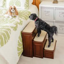 Pet Stairs For Tall Beds by Pet Stairs For Bed 30 Inches High Curtains And Drapes Ideas