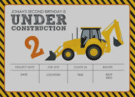 100 Tonka Truck Birthday Party Latest Invitations Download Now This Invitation