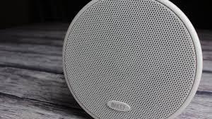 Polk Audio Ceiling Speakers Sc60 by Kef Ci 100 2qr Ceiling Speaker Youtube
