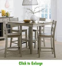 Pendleton Sage Counter Height Dining Set By Standard