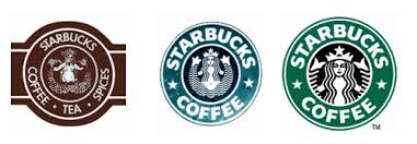 Theres Something Fishy About The Starbucks Logo Aside From Obvious I Mean Know Black And White Lady Inside Green Circle Is Supposed To Be