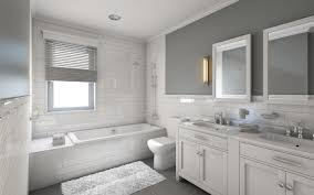 17 Classic Gray And White Bathrooms Modern Bathroom Small Space Lat Lobmc Decor For Bathrooms Ideas Modern Bathrooms Grey Design Choosing Mirror And Floor Grey Black White Subway Wall Tile 30 Luxury Homelovr Bathroom Ideas From Pale Greys To Dark 10 Ways Add Color Into Your Freshecom De Populairste Badkamers Van Pinterest Badrum Smallbathroom Make Feel Bigger Fascating Storage Cabinets 22 Relaxing Bath Spaces With Wooden My Dream