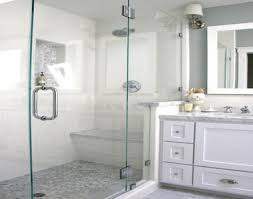bathroom white glass shower tiles pictures decorations