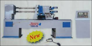 cnc wood turning machine in sevaloor road manapparai exporter