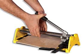 Qep Tile Saw Manual by Qep 10214q 14 In Rip Ceramic Tile Cutter With 1 2 In Cutting