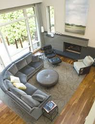 rundes sofa tolle ideen für die gestaltung einer