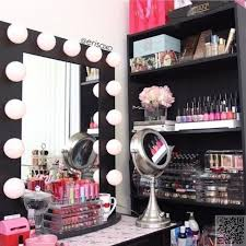 2 Organized Beauty Find Your Fantasy Makeup Room Inspiration