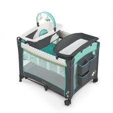 Ingenuity Ridgedale Collection Playard, Swing, High Chair ...