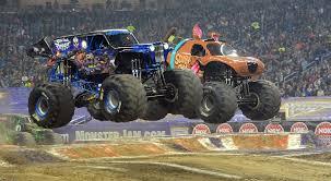 100 Monster Trucks Indianapolis Jam