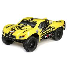Losi 22S SCT Brushed Short Course Truck | RC Newb