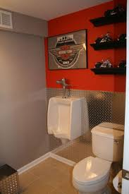 cool harley davidson toilet accessories set coolest bathroom