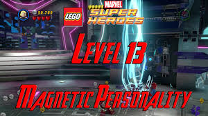 That Sinking Feeling Lego Marvel Minikit by Let U0027s Play Lego Marvel Super Heroes Ps4 Level 13 Magnetic