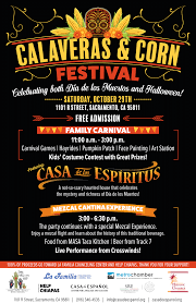 Pumpkin Patch Sacramento by Calaveras And Corn Festival Presented By Casa De Espanol
