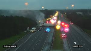 One Dead In I-75 Southbound Crash Near Archer Road – WUFT News Ocala Post Fatal Crash On I75 Leaves Two Dead And One Critically In Lexington Reopens After Semi Sthbound I94 Ramps Reopen Allday Closure Crains Car Loses Control Hits Rolls Over Detroit Youtube Tanker Semi Truck Overturns Causing Hwy 75 Traffic To Be Detoured Update I70 Henry County Fatal Local News Accident South Ga 2018 Deadly Mcminn Wtvc One Injured Accident Tiftongazettecom Michigan On I44 Best Florida Highway Patrol Crash Log