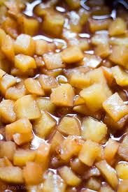 Ingredients For Pumpkin Pie Mix by Slow Cooker Apple Pie Filling Amy U0027s Healthy Baking