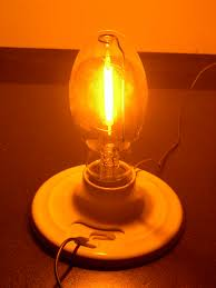 Sodium Vapor Lamp Image by 35w Sodium Vapor Bulb Running At About 8w And Fully Warme U2026 Flickr