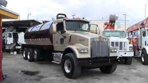 Central Truck Sales-Vacuum Trucks, Septic Trucks, Water Trucks - YouTube