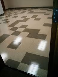 vct tile floor wax