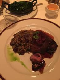 bar americain cuisine duck confit picture of bobby flay s bar americain uncasville