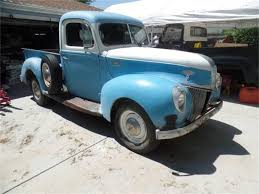 100 1941 Ford Truck Pickup For Sale ClassicCarscom CC1193633