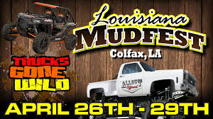 APRIL 26-29, 2018 – LOUISIANA MUDFEST – COLFAX, LA | Www ... Mud Trucks Gone Wild Okchobee Prime Cut Pro 44 Proving Grounds Trucks Gone Wild Sunday 6272016 Rapid Going Too Hard Live Ertainment 2017 Awesome Michigan Jam Karagetv Events Mud Crazy 4x4 Action Sling Mud Places To Visit Iron Horse Freestyle Speed Society At Damm Park Busted Knuckle Films The Redneck The Singer Slinger Monster Truck Creates One Hell Of A Smokeshow At