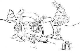 Coloriage Décorons Le Sapin De Noël Momesnet