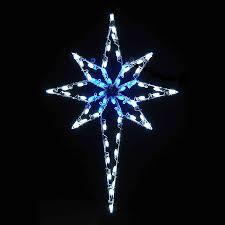 Bethlehem Lights Christmas Trees by Led Stars Christmas Stars Christmasnightinc Com