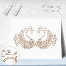 HAOCHU Crystal Canvas Painting DIY Peacock Wall Art Diamonds Glitter Personalized Creative Picture Handmade Home Bedroom