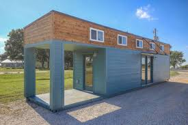 100 Shipping Containers For Sale New York Slick Tiny House Converted From 40foot Shipping Container Curbed