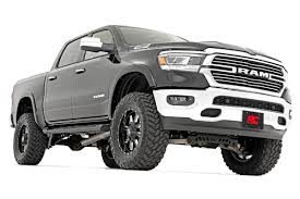 6in Suspension Lift Kit For 2019 Dodge 4wd 1500 Ram | Rough Country ...