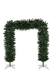 8ft Christmas Trees Artificial Ireland by 8 Ft Classic Christmas Tree Arch Departments Diy At B U0026q