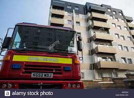 100 Cost Of A Fire Truck Slough UK 20th Oct 2017 Fire Engine And Crew Are Keeping A