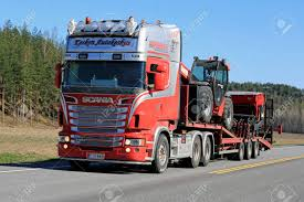 SALO, FINLAND - MAY 5, 2016: Red Scania Semi Truck Hauls ... Lowboy Trailers By Globe Lowbed Trucks 2 Various Lowbed Cfigurations Hauling 164th White Agco Semi With 4175 4wd On Lowboy Trailer Truck Stuck Isuzu Giga Fvz Moving Sany Excavator And Ertl Diecast Mack Ultra Tractor Flatbed Vintage Lowboy Trailers For Sale Whosale Buy Reliable Motsports Underbed Ingenuity Shipped To Your Door Tri Green Sterling Lowboy Truck In Flora Peterbilt Custom 379 Heavy Haul Matchin Low Boys Eager Beaver For Sale N Magazine 3d Trailer Polys Turbosquid 1165519