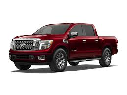 Used 2017 Nissan Titan Platinum Reserve In Springfield, IL - Green ...