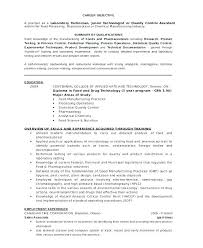 Sample Resume For Medical Laboratory Technician A Technologist Examples