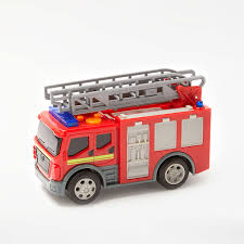 John Lewis Mini Fire Truck Playset At John Lewis
