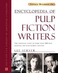 Encyclopedia Of Pulp Fiction Writers By Rodrigo De Faveri