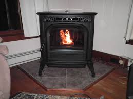 pellet stove hearth pad am i doing this right hearth