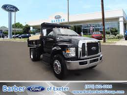 100 650 Ford Truck New 2018 F Dump Body For Sale In Exeter PA 9516T