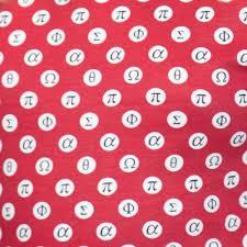 mathematical symbols polka dot fit u0026 flare dress by svaha svaha