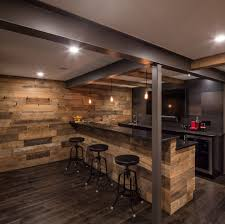 Delightful Basement Bar Ideas Rustic Home Bar Rustic With ... Barnwood And Tin Wall Httpwwwmancavegeniusorg Western Renovating Your Garage With Our Paneling Ideas For Remodelling Barn Wood Inspiring Interior Design Woodhaven Log Lumber Lake Elmo Basement Finish Jg Hause Cstruction Redo Redux Revisiting Past Projects Rustic Reveal Bright By Martinec This Basement Wet Bar Was Custom Built On Site Is Covering Walls Pallet Wood The Bathroom Renovation Kitchen Room Awesome Second Hand Home Bars Sale Creative For Ideasbath Shelf With Custom Cabinets Closet Systems Woodwork