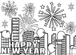Easter 2015 Coloring Pages Great New Years In Line Drawings With
