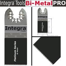 Ryobi Tile Saw Blade by Integra 24pc Mix Saw Tile Grout Wood Bi Metal Precision Pack