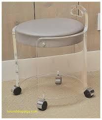 Vanity Chairs For Bathroom Wheels by Desk Chair Lucite Desk Chair With Wheels Awesome Lucite Bathroom