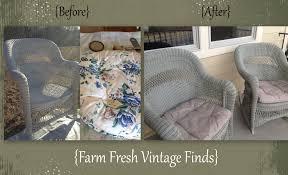 Spray Annie Sloan Chalk Paint Farm Fresh Vintage Finds