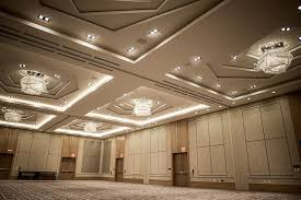 Insulated Frp Ceiling Panels by Renaissance Hotel Bakertriangle Portfolio Plaster And Drywall