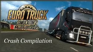 Euro Truck Simulator 2 Multiplayer - Crash Compilation [9] - YouTube Play Euro Truck Simulator 2 Multiplayer Mods Best 2018 John Cena Coub Gifs With Sound 119rotterdameuroport Trafik V1121s Multiplayer 10804 Vid 6 Alphaversion Der Multiplayermod Verfgbar Daf Xf 105 For Multiplayer Ets2 Mods Truck Simulator Mini Convoy Image Mod For Multiplayer Youtube Traffic Jam Ets2mp Random Funny Moments How To Drive Heavy Cargos In Driving Guides Mod Hybrid With Dlc 128x Truck