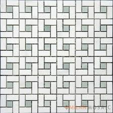 mosaic tiles china supplier milan mosaic polished pinwheel