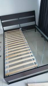Ikea Trysil Bed by Tutorial 教学 宜家教学 惊喜在后assembling Ikea Bedframe Trysil